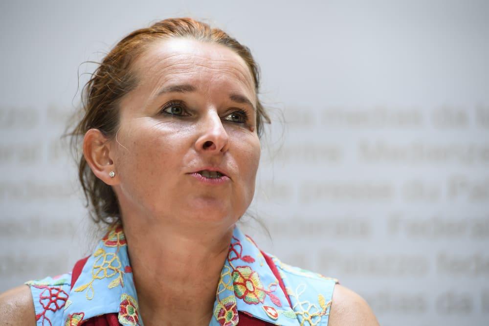 Ganz herzlichen Dank Nationalrätin Yvette Estermann und Nationalrat Erich von Siebenthal für diesen mutigen Einsatz für das Leben!