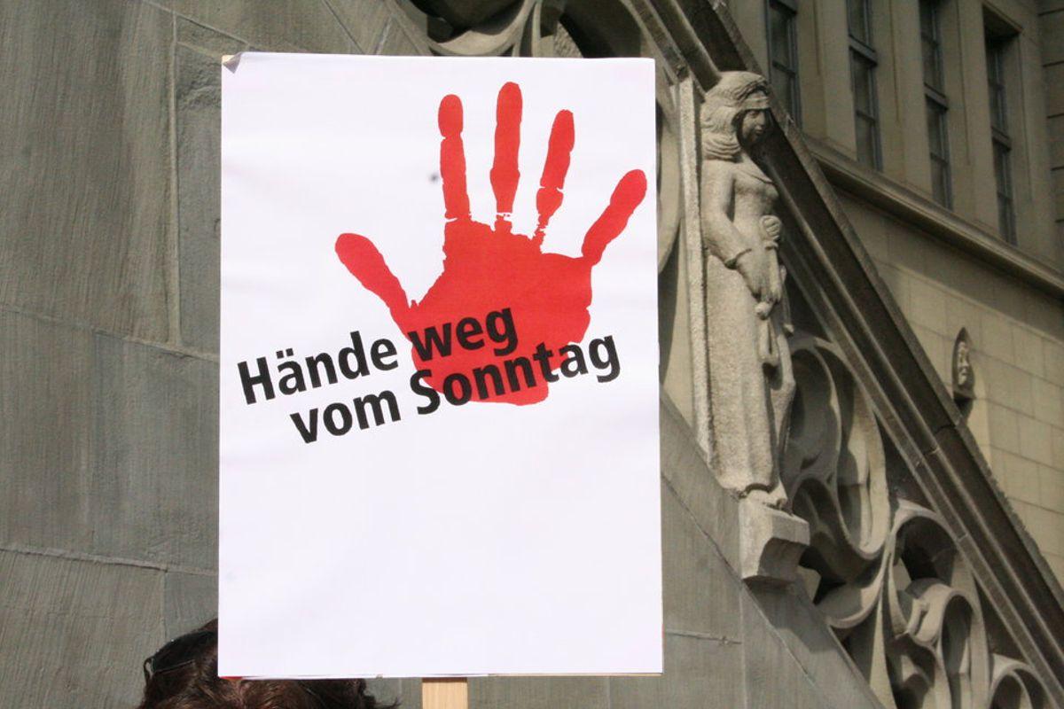 Bern: Ruhetag